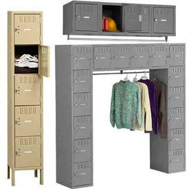Tennsco Box Lockers - Assembled