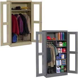 Tennsco C-Thru Standard Cabinets