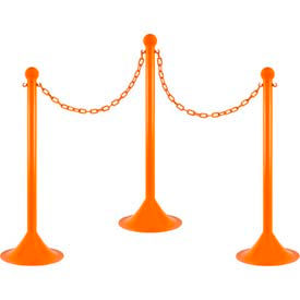 Crowd Control Plastic Stanchion Kits