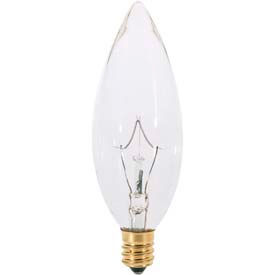 Type B, C & F Decorative Incandescent Lamps