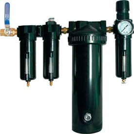 Arrow In-Line Desiccant Dryers