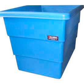 Dandux® Flat Bottom With Step Wall Bulk Containers
