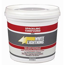 Putty and Spackling Compounds