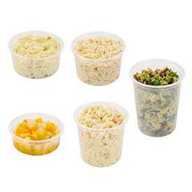 Plastic Food Container & Lids