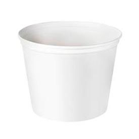 Double-Wrapped Paper Buckets