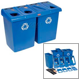 Rubbermaid® Waste And Recycling Station