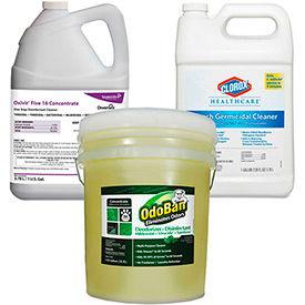Liquid & Aerosol Sanitizers
