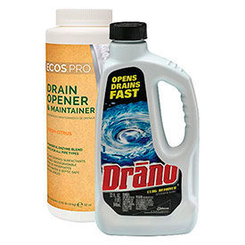 Drain Openers & Lime Removers