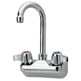 Splash Mounted Faucets
