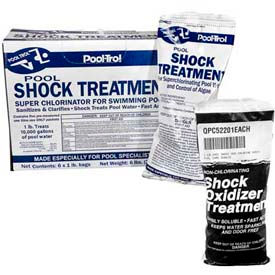 Pool Shock Treatments