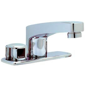 Sensor Operated Widespread Deck Mounted Faucets