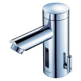 Sloan Solar Powered Deck Mounted Faucets