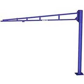 Gorbel® Light Duty Free Standing Tool Solutions Jib Cranes