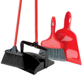 Dust Pan & Broom Combo