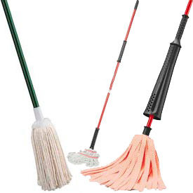 Mop & Handle Combo