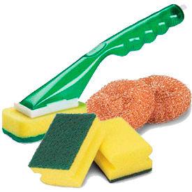 Libman® Commercial Sponges, Scrubs & Soap Dispensers