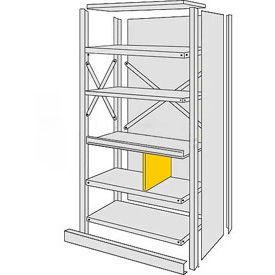 Steel Shelving - Panels & Shelf Dividers
