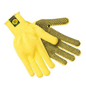 PVC Dots Coated Cut Resistant Gloves
