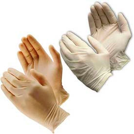 Industrial Grade, Powder-Free - Latex  Gloves