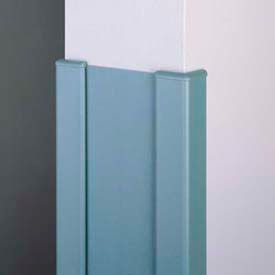 Pawling End Wall Partitions With Recycled Vinyl Retainers