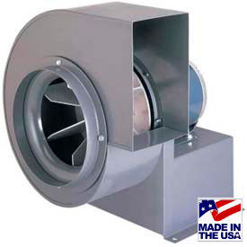 Peerless KE Series Clockwise Radial Blade Blowers