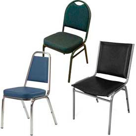 Lorell® Stackable Chair Collection