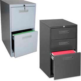 Lorell® Pedestal File Cabinet Collection