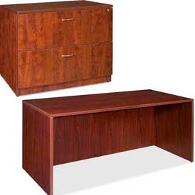 Lorell® 69000 Series - Laminate Furniture Series