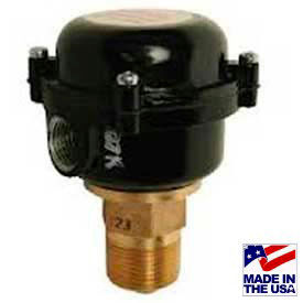 McDonnell & Miller High Pressure Sensors Conductance Actuated Controls