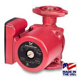 Grundfos Super Brute 3-Speed Circulator Water Pumps