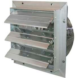 Exhaust Fans with Guard Mounts or Shutters | Global Industrial