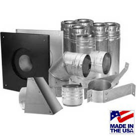 Multi-Fuel Venting System Kits