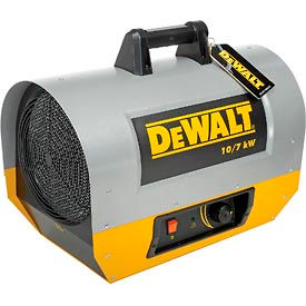 DeWALT® Portable Forced Air Electric Heaters