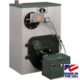 Peerless WBV Series Oil-fired Water Boilers