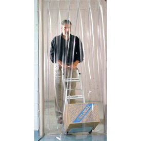 Global Industrial™ Pedestrian Walkway Strip Curtain Doors