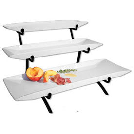 Cal-Mil Platter Stands and Displays