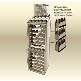 MasonWays™ Wine Displays