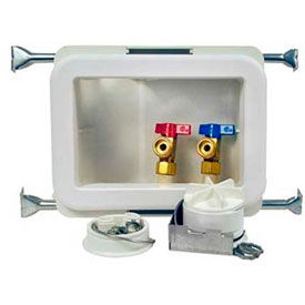 Fire Rated Washing Machine Outlet Box