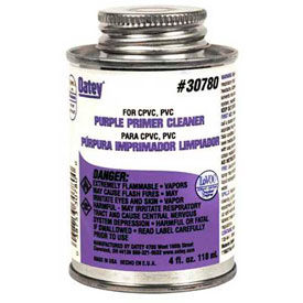 PVC and CPVC Primers/Cleaners