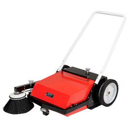 Manual Brush Sweeper