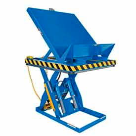 Lift & Tilt Hydraulic Scissor Lift Tables