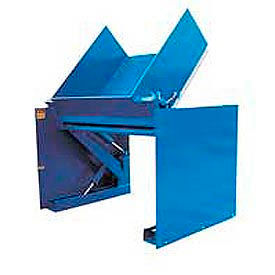 Ground Level Hydraulic Lift & Tilt Tables