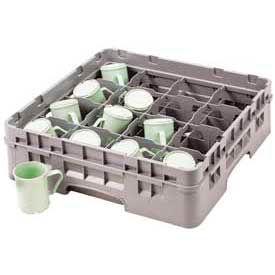 20 Compartment Glass Racks