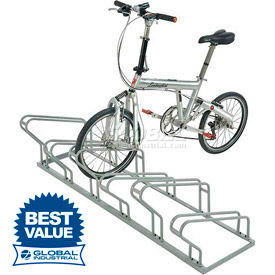 Low Profile Bike Racks