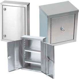 Omnimed® Stainless Steel Narcotic Cabinets