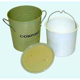 2-N-1 Compost Buckets