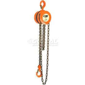 CM® Columbus McKinnon Hand Chain Hoists
