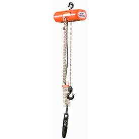 CM® Columbus McKinnon ShopStar Electric Hoists