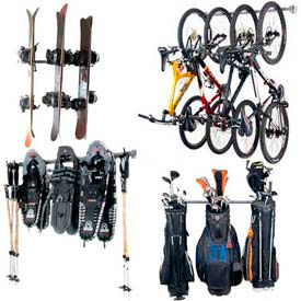Garage and Sport Storage Racks