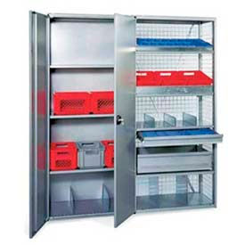 Schaefer - R3000 Closed Steel Shelving - 85